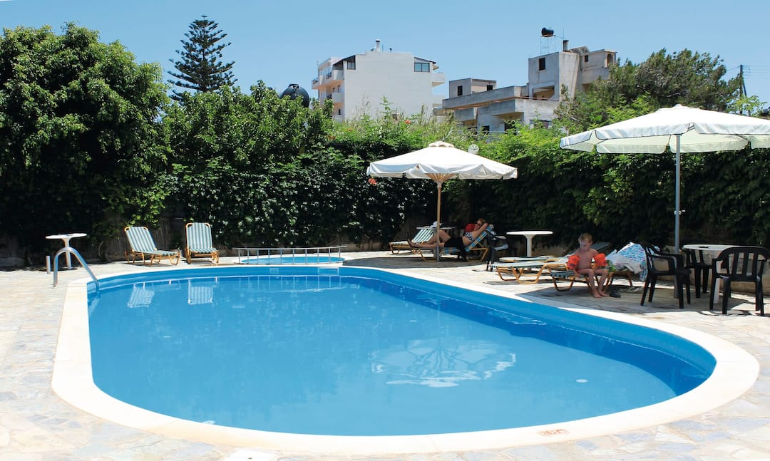 Holiday to Sun Boutique Hotel in AMOUDARA (GREECE) for 4 nights (BB) departing from birmingham on 03 May