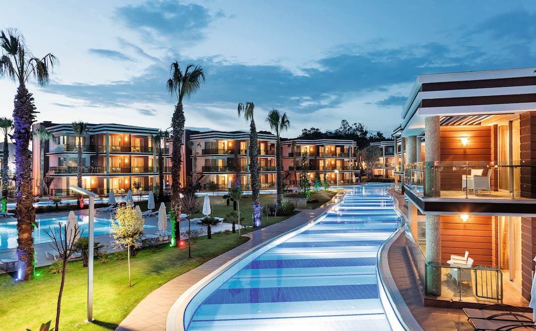 Holiday to Tui Magic Life Masmavi in BELEK (TURKEY) for 3 nights (AI) departing from gatwick on 30 Apr
