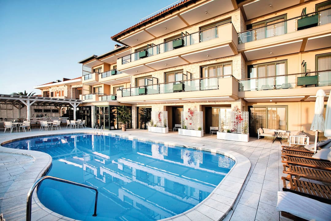 Holiday to Rigas Hotel in AFITOS (GREECE) for 3 nights (BB) departing from gatwick on 06 May