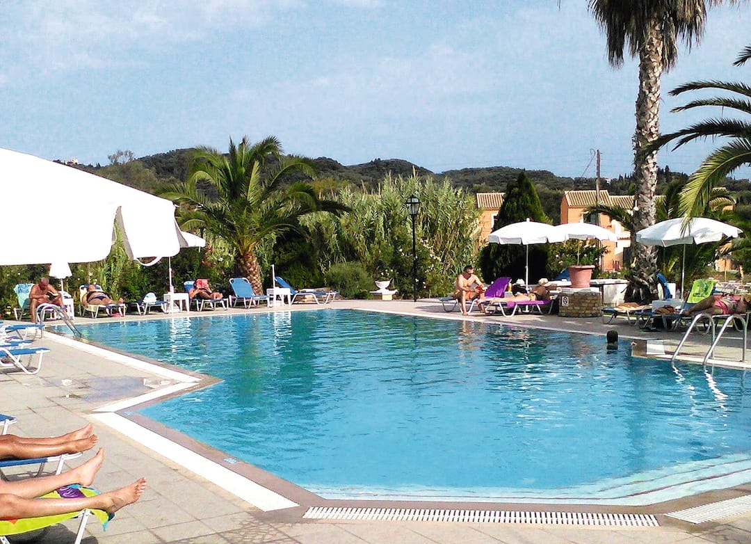 Holiday to Rose Garden Studios And Apartments in SAN STEFANOS (GREECE) for 7 nights (SC) departing from gatwick on 01 May