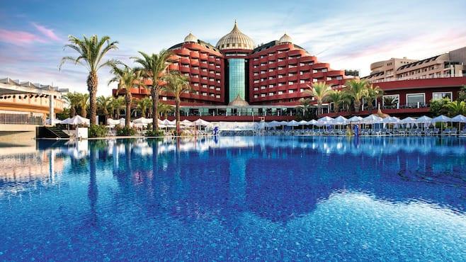 Long Beach Hotel Antalya Rooms