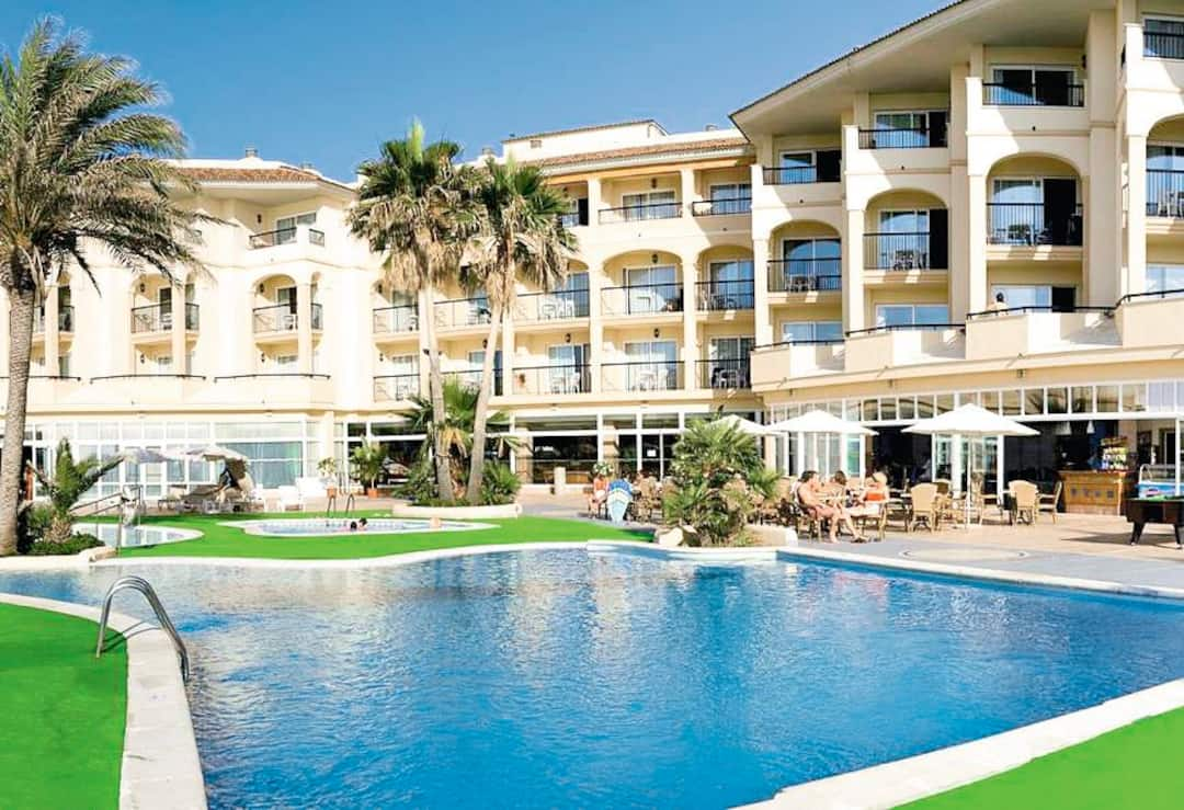 Holiday to Blau Parc Hotel Apartmentos in SAN ANTONIO (SPAIN) for 3 nights (BB) departing from bristol on 03 Jun