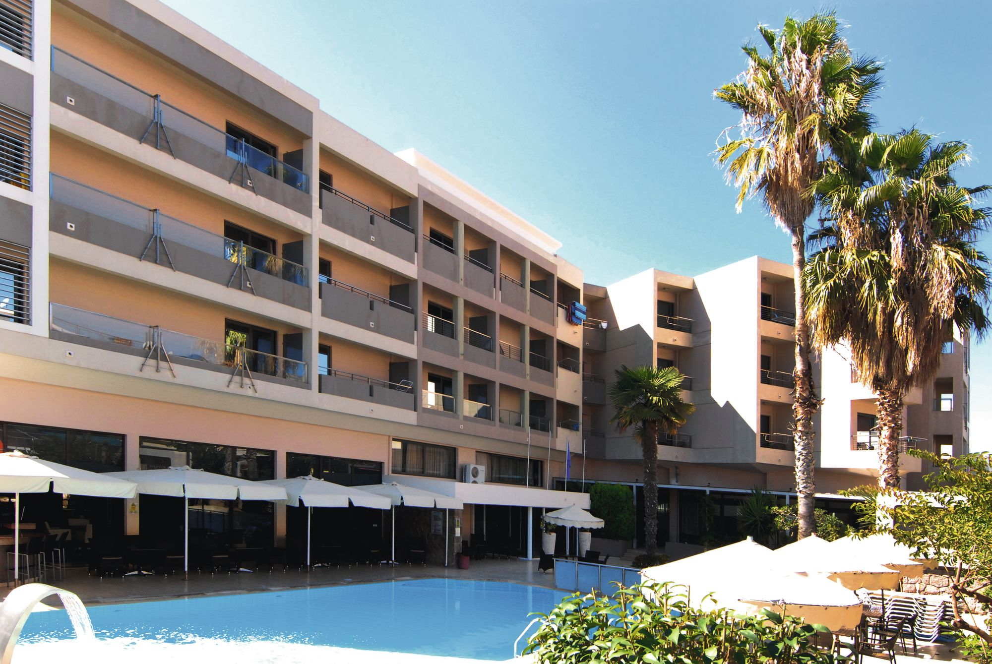 Holiday to Saint Constantin Hotel in KOS TOWN (GREECE) for 3 nights (SC) departing from birmingham on 25 Sep