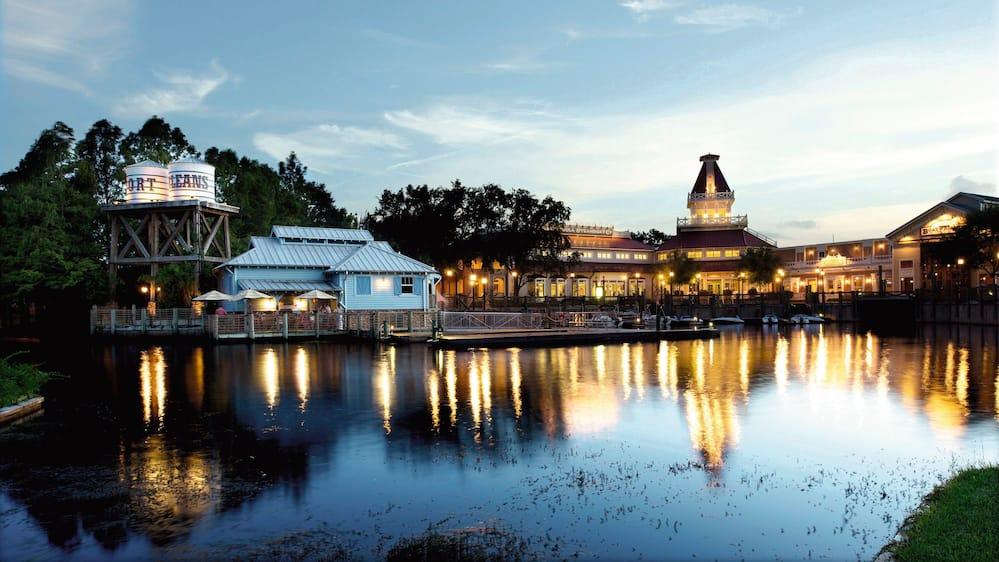 Disneys Port Orleans Resort  Riverside In Walt Disney World