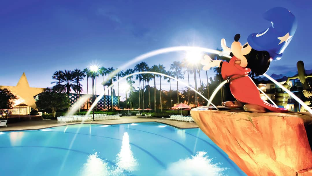 Holiday to Disney's All-Star Resorts - Movies in WALT DISNEY WORLD RESORT (UNITED STATES OF AMERICA) for 7 nights (RO) departing from birmingham on 31 May