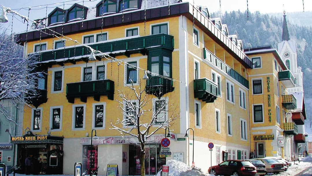 Hotel Neue Post In Schladming