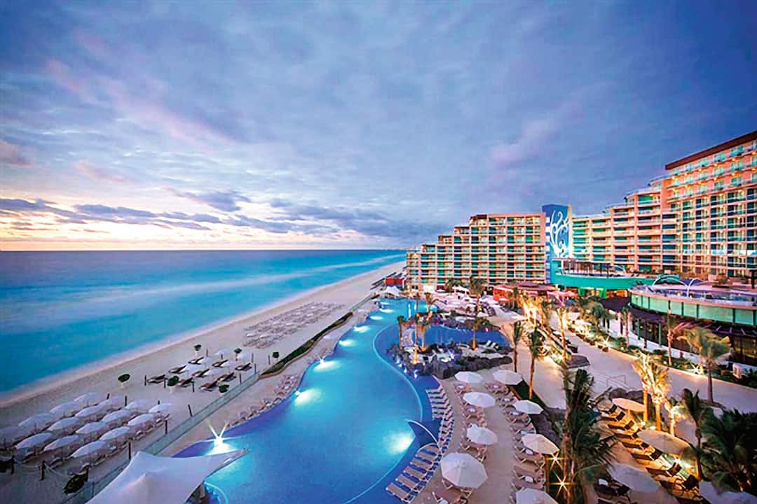 Holiday to Hard Rock Hotel Cancun in CANCUN (MEXICO) for 7 nights (AI) departing from gatwick on 04 Dec
