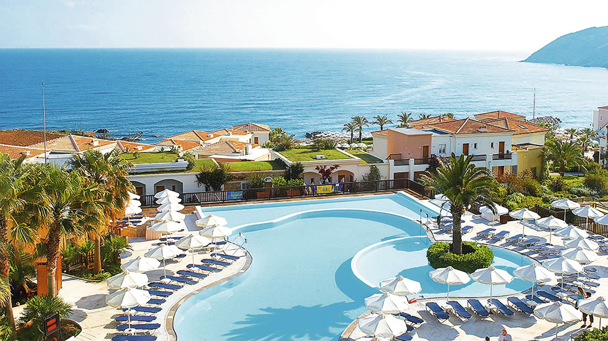 Holiday to Grecotel Club Marine Palace in RETHYMNON (GREECE) for 4 nights (AI) departing from birmingham on 03 May