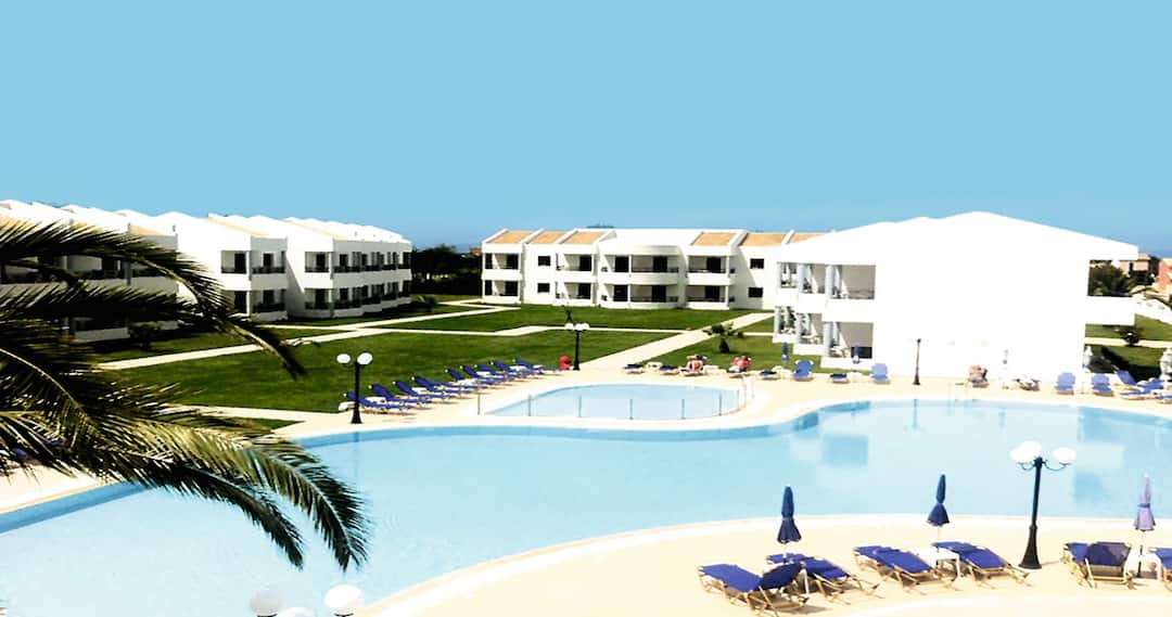 Holiday to Stemma Hotel in SIDARI (GREECE) for 3 nights (SC) departing from bristol on 07 May