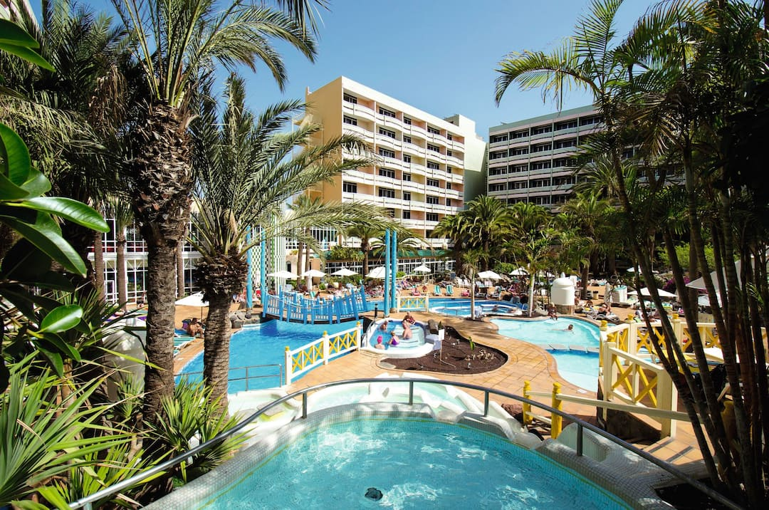 Holiday to Ifa Buenaventura in PLAYA DEL INGLES (SPAIN) for 3 nights (HB) departing from birmingham on 25 Mar