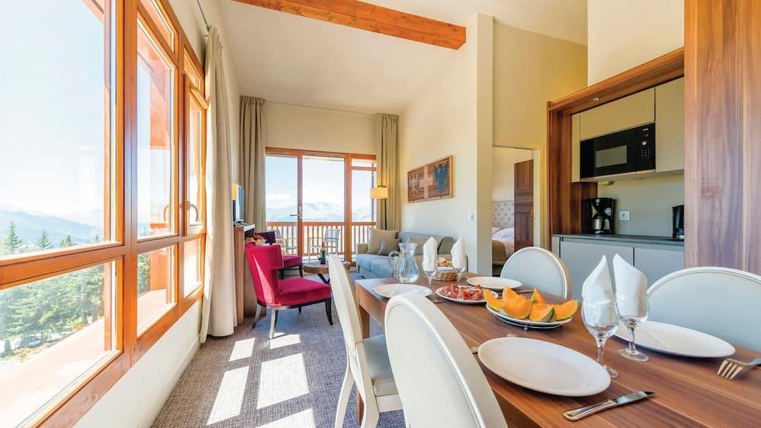 Aparthotel eden arc 1800 les arcs crystal ski ireland for Appart hotel 4 personnes