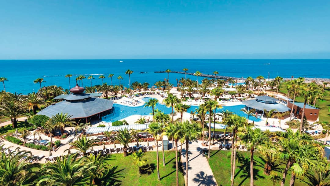 Hotel riu palace tenerife thomson now marella cruises for Design hotels teneriffa
