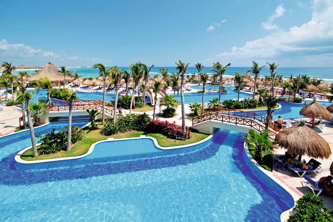 Holiday to Luxury Bahia Principe Akumal in RIVIERA MAYA (MEXICO) for 7 nights (AI) departing from birmingham on 04 Jun