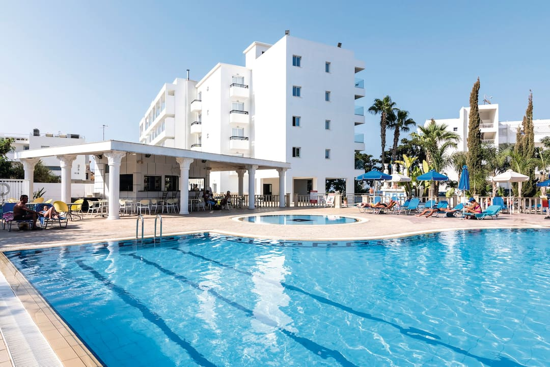 Holiday to Chrystalla Hotel in PROTARAS (CYPRUS) for 7 nights (HB) departing from bristol on 03 Jun