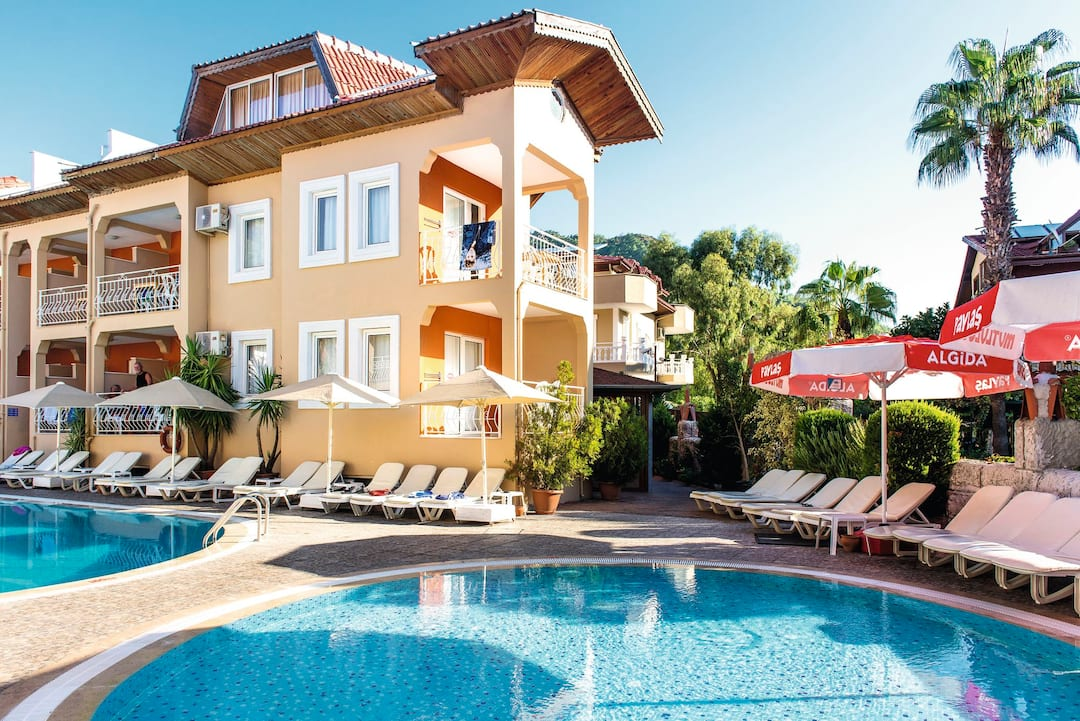 Holiday to Maricya Apts in ICMELER (TURKEY) for 7 nights (SC) departing from manchester on 01 Jun