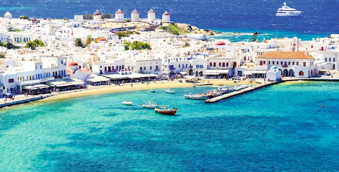 Best Island Beaches For Partying Mykonos St Barts: Mykonos Holidays 2018 / 2019