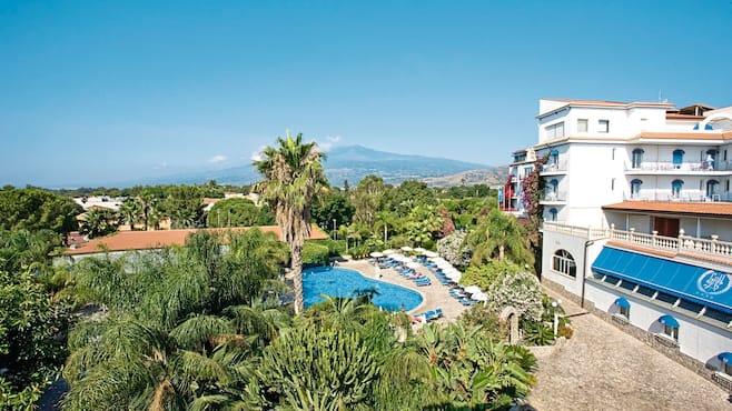 Sant alphio garden hotel in giardini naxos thomson now tui - Hotel giardini naxos 3 stelle ...