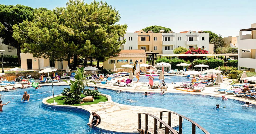 Holiday to Matina Hotel in PEFKOS (GREECE) for 3 nights (SC) departing from gatwick on 05 Oct