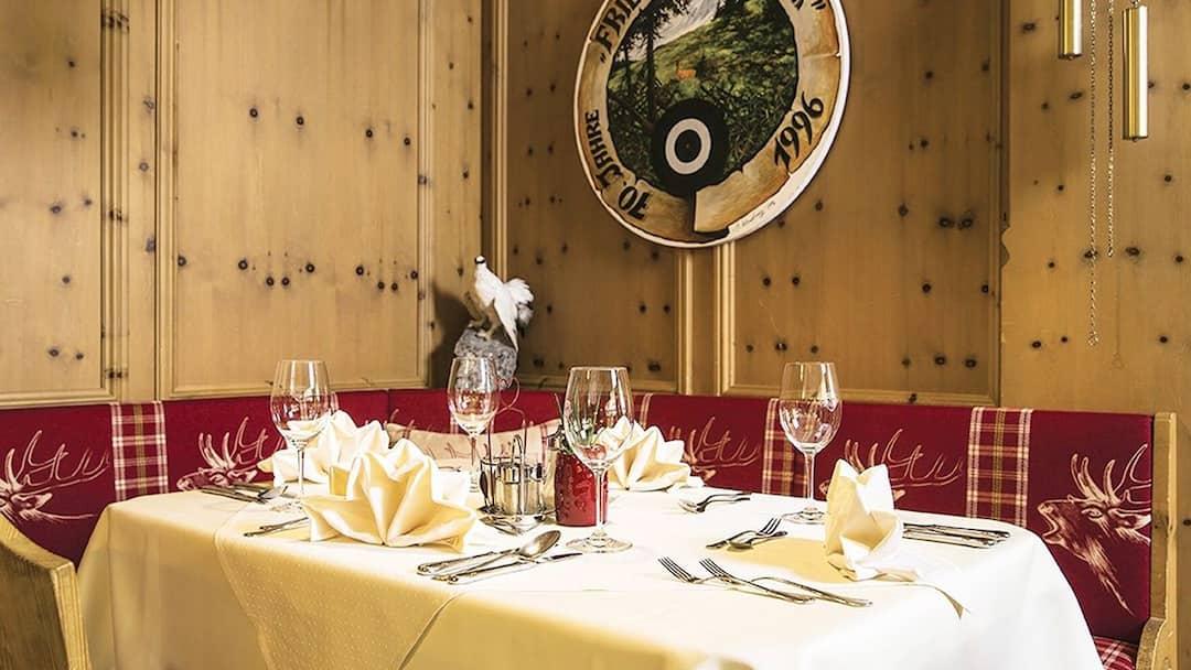 Hotel Garni Pramstraller Mayrhofen