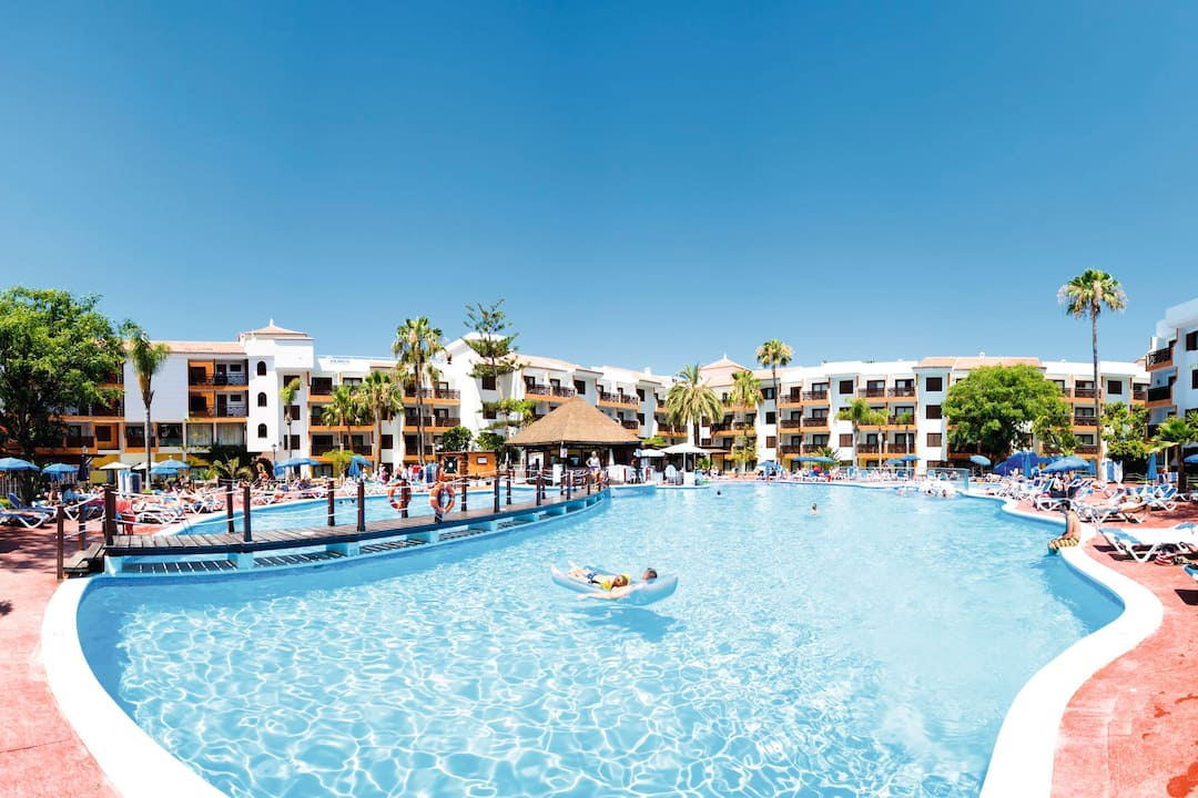 Holiday to Globales Tamaimo Tropical Hotel - Self Catering in PUERTO DE SANTIAGO (SPAIN) for 3 nights (SC) departing from manchester on 12 Dec