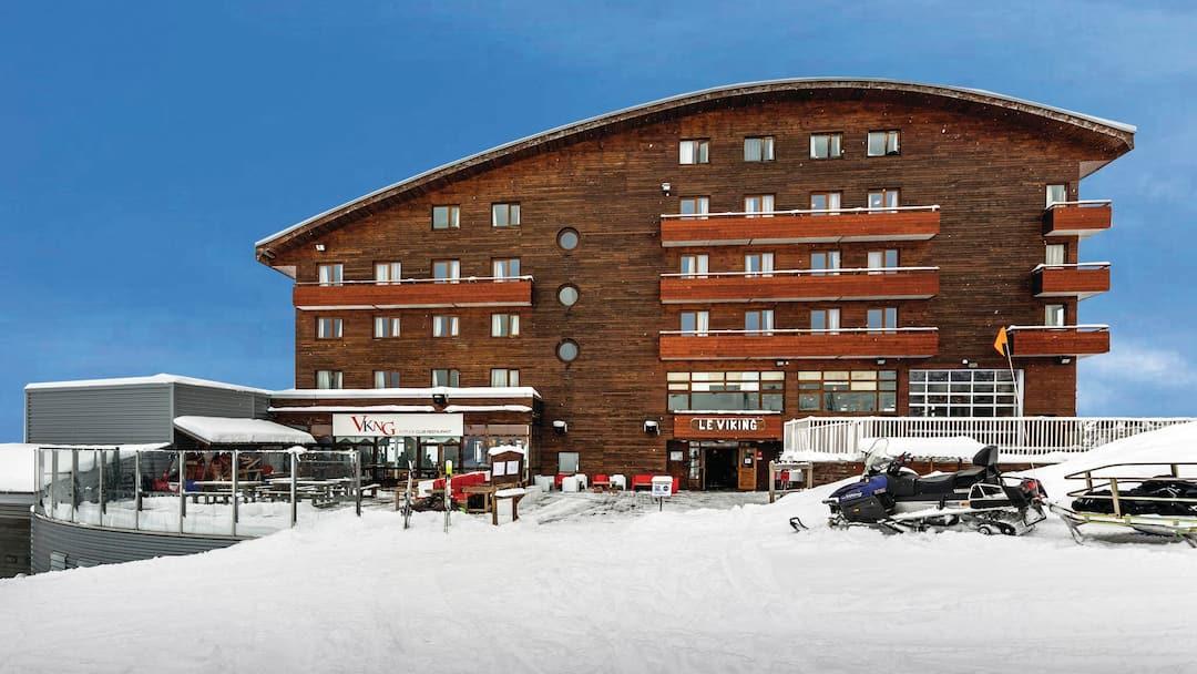 Club Hotel Meribel Mottaret