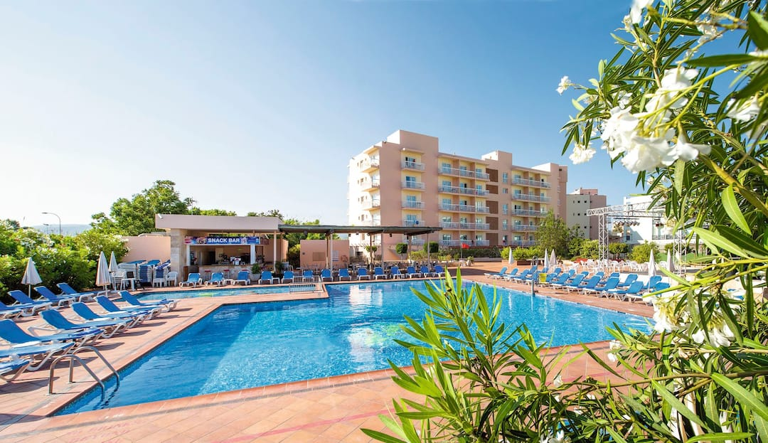 Holiday to Invisa Hotel Es Pla in SAN ANTONIO (SPAIN) for 3 nights (BB) departing from bristol on 03 Jun