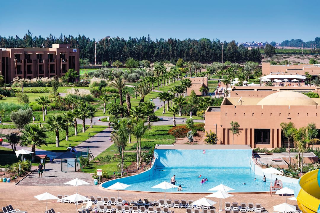 Holiday to Aqua Mirage in MARRAKECH (MOROCCO) for 4 nights (AI) departing from gatwick on 20 May