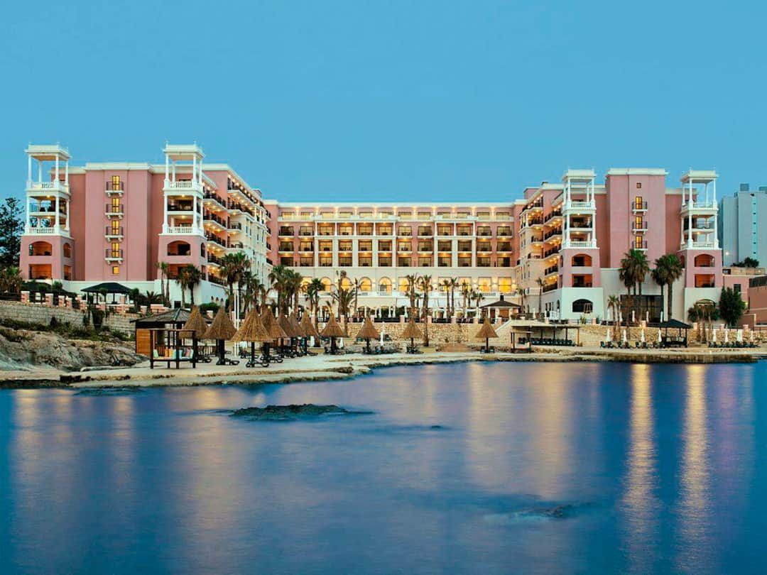 Holiday to The Westin Dragonara in ST JULIANS (MALTA) for 7 nights (BB) departing from manchester on 26 Nov