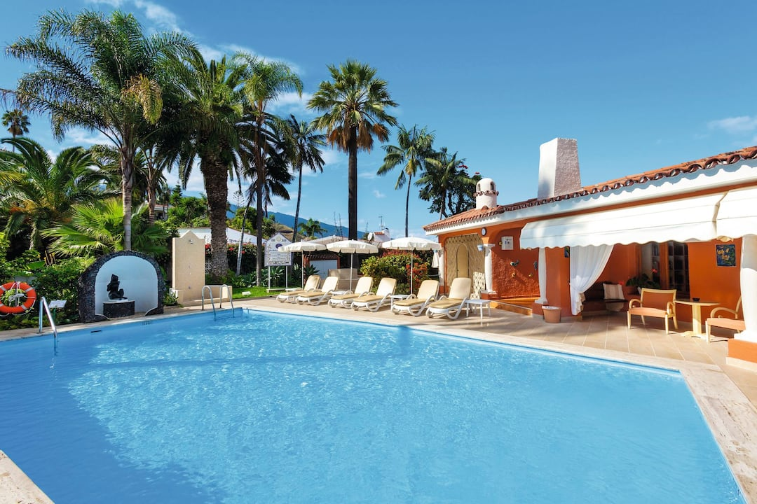 Holiday to Apartamentos Ambassador in PUERTO DE LA CRUZ (SPAIN) for 3 nights (SC) departing from glasgow on 10 Dec