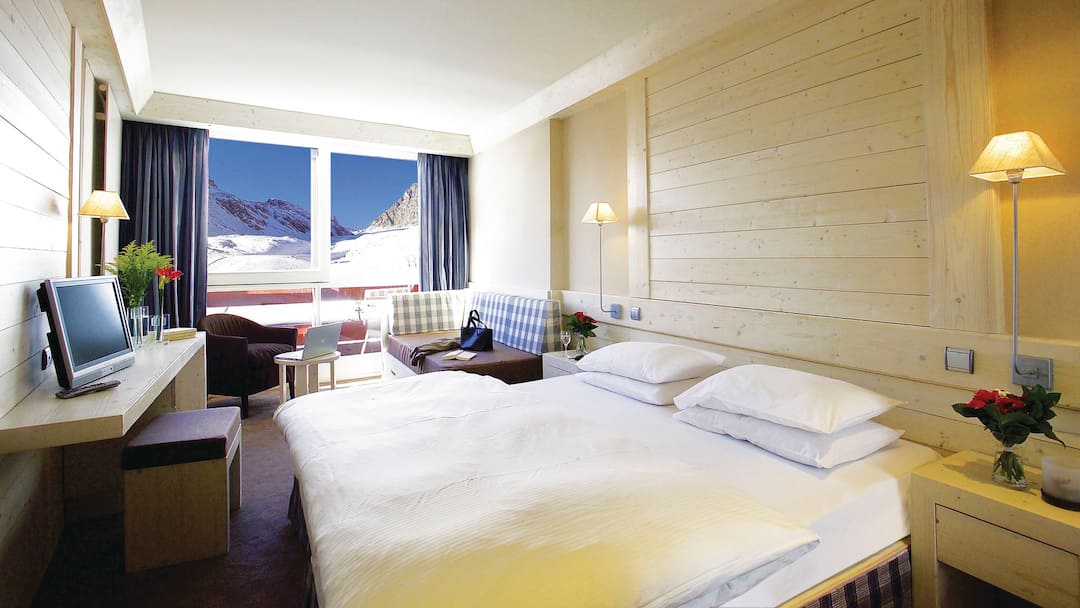 Hotel Diva Tignes Rooms