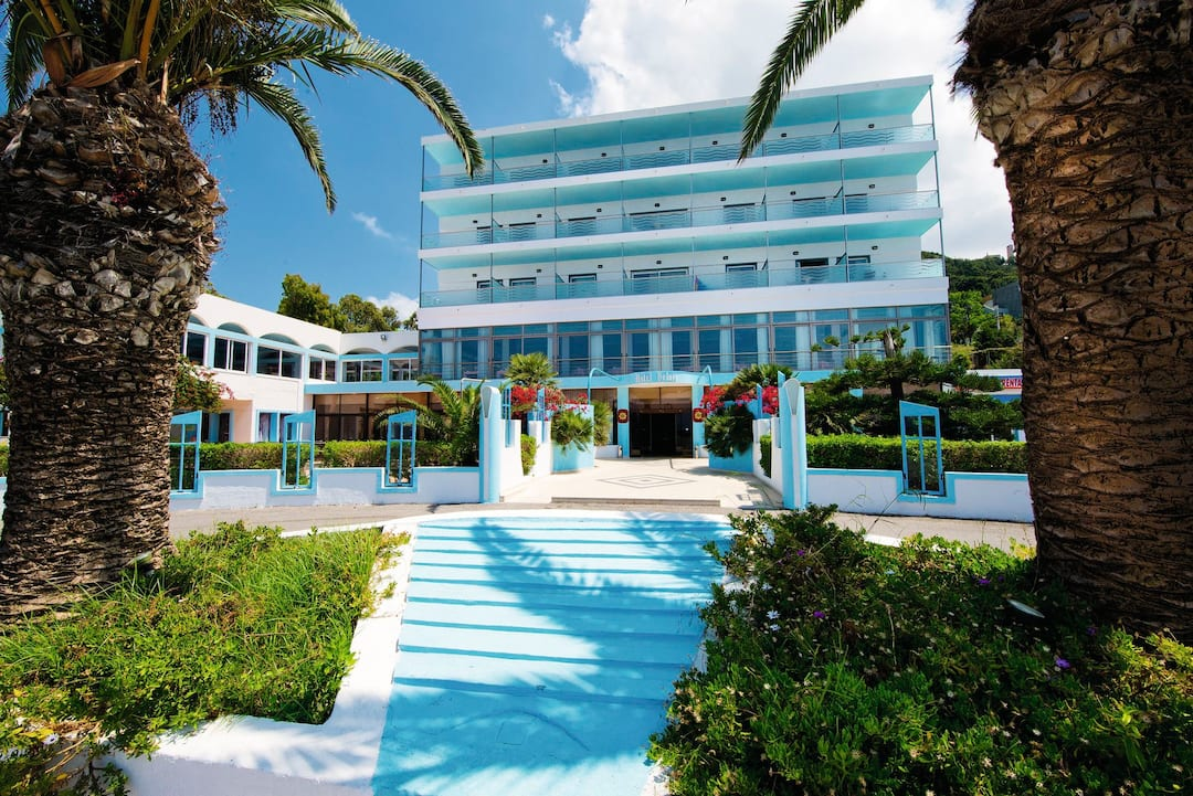 Holiday to Belair Beach Hotel in IXIA (GREECE) for 3 nights (HB) departing from gatwick on 12 Oct
