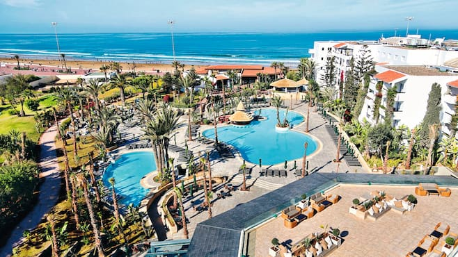 Best Hotels In Agadir Morocco