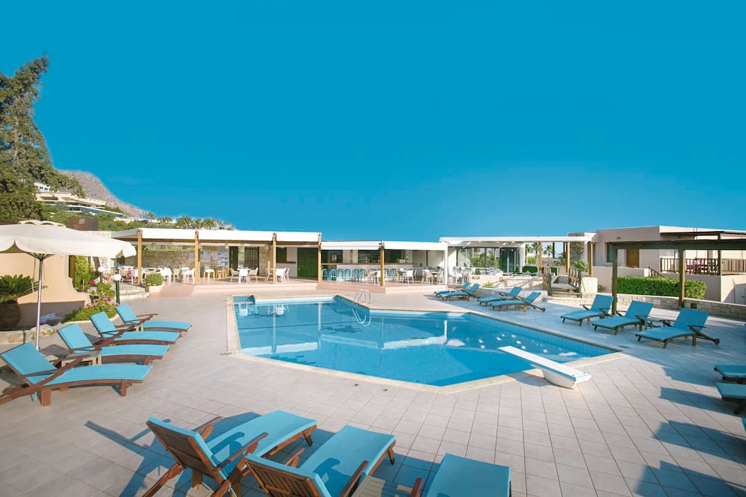 Holiday to Ida Village in HERSONISSOS (GREECE) for 3 nights (SC) departing from gatwick on 06 May