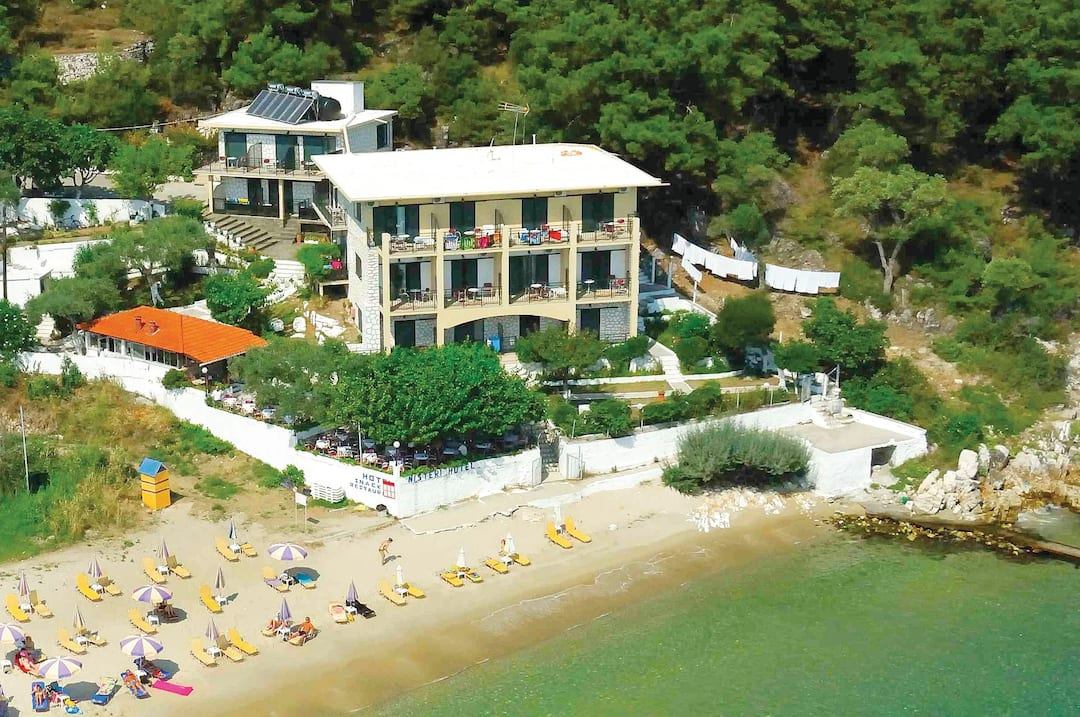 Holiday to Nisteri Beach Hotel in THASSOS TOWN (GREECE) for 3 nights (HB) departing from gatwick on 07 Jun