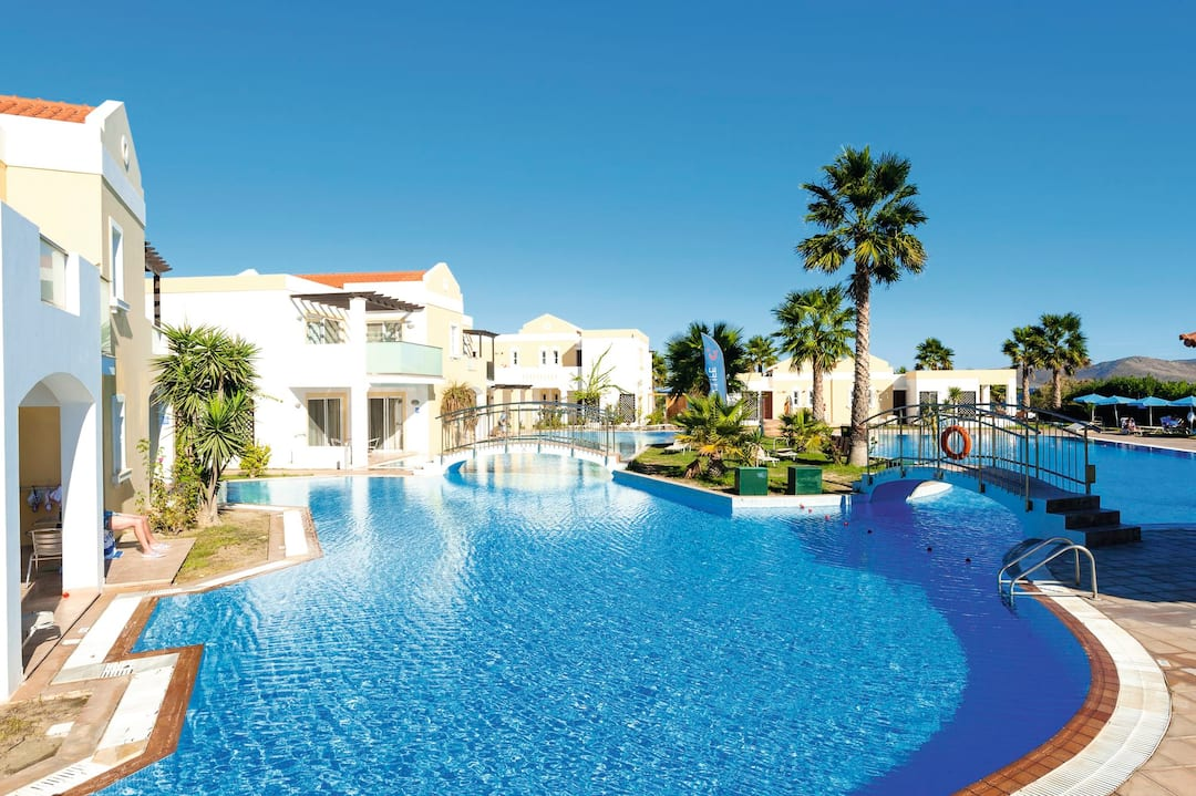 Holiday to Tui Family Life Atlantica Marmari Beach in MARMARI (GREECE) for 4 nights (AI) departing from gatwick on 05 May