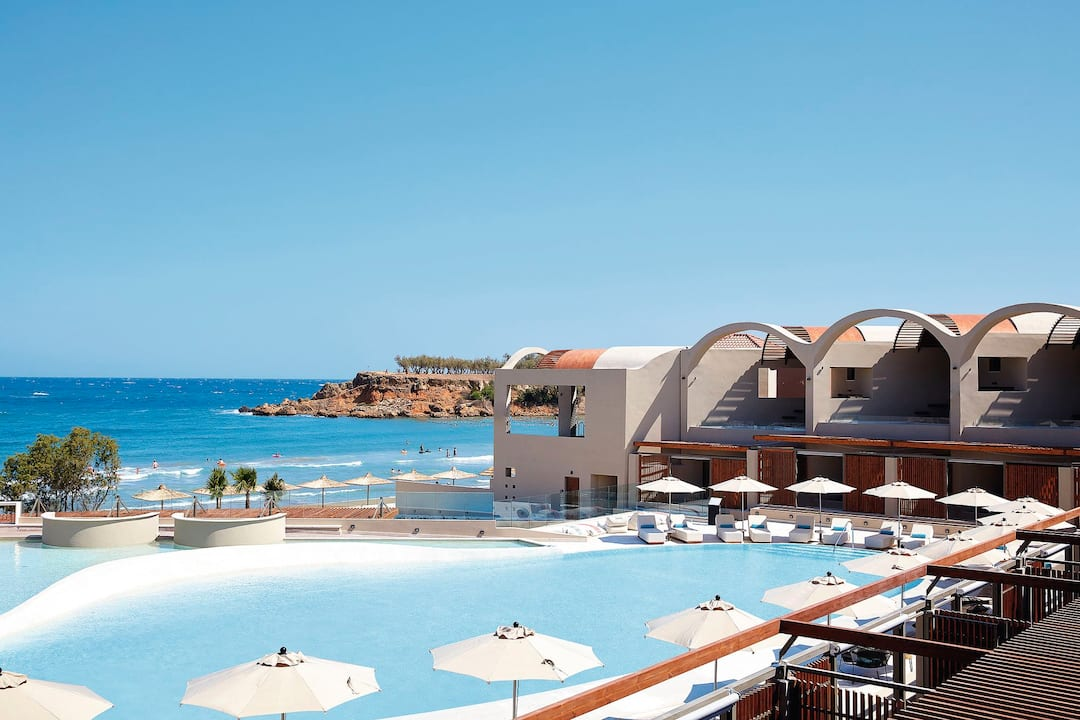 Holiday to Domes Noruz Chania in KATO DARATSO (GREECE) for 3 nights (BB) departing from manchester on 15 Oct