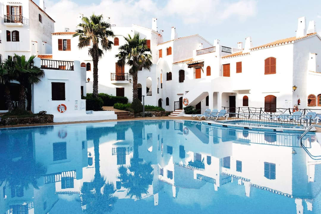 Holiday to Tramontana Park Aparthotel in PLAYAS DE FORNELLS (SPAIN) for 4 nights (SC) departing from bristol on 03 Jun
