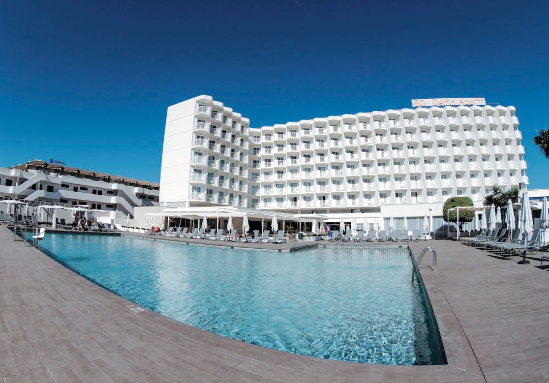 Holiday to Delfin Azul Hotel in ALCUDIA (SPAIN) for 7 nights (HB) departing from birmingham on 31 May