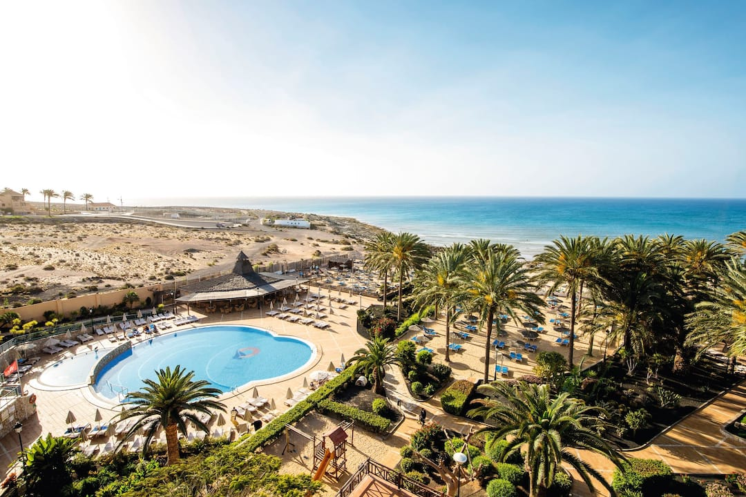 Holiday to Sbh Costa Calma Beach Resort in COSTA CALMA (SPAIN) for 3 nights (AI) departing from manchester on 20 Mar
