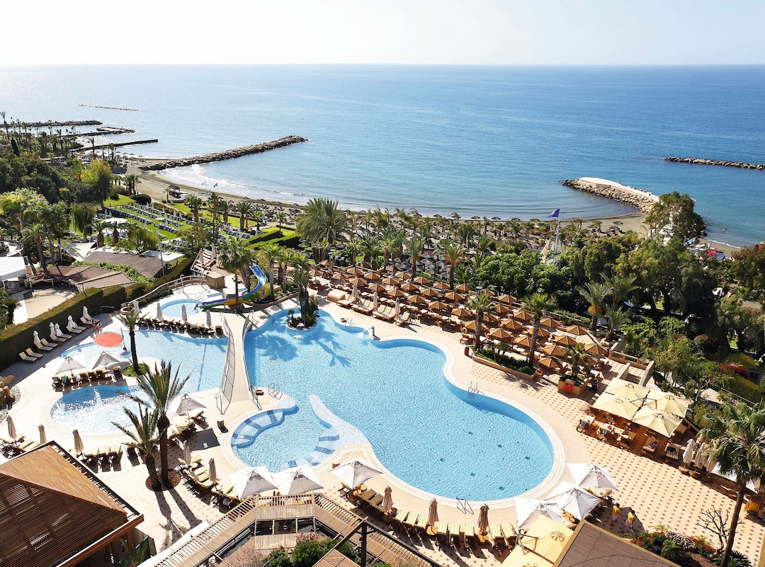 Holiday to Four Seasons Hotel in LIMASSOL (CYPRUS) for 3 nights (BB) departing from birmingham on 17 Oct