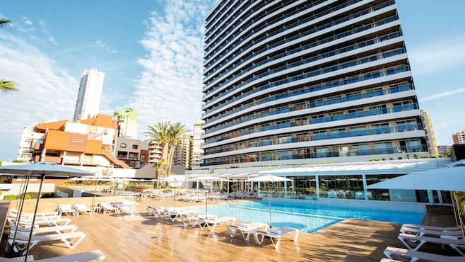 Hotel Don Pancho Benidorm Spain