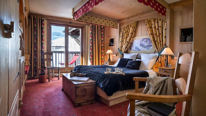 hotel les suites du montana tignes le lac tignes crystal ski. Black Bedroom Furniture Sets. Home Design Ideas