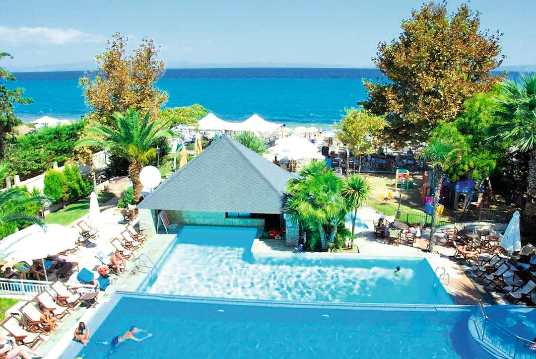 Holiday to Naias Apartments in HANIOTI (GREECE) for 7 nights (BB) departing from bristol on 09 May