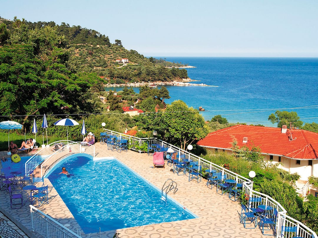 Holiday to Emerald Studios in GOLDEN BEACH (GREECE) for 3 nights (SC) departing from gatwick on 02 Jun