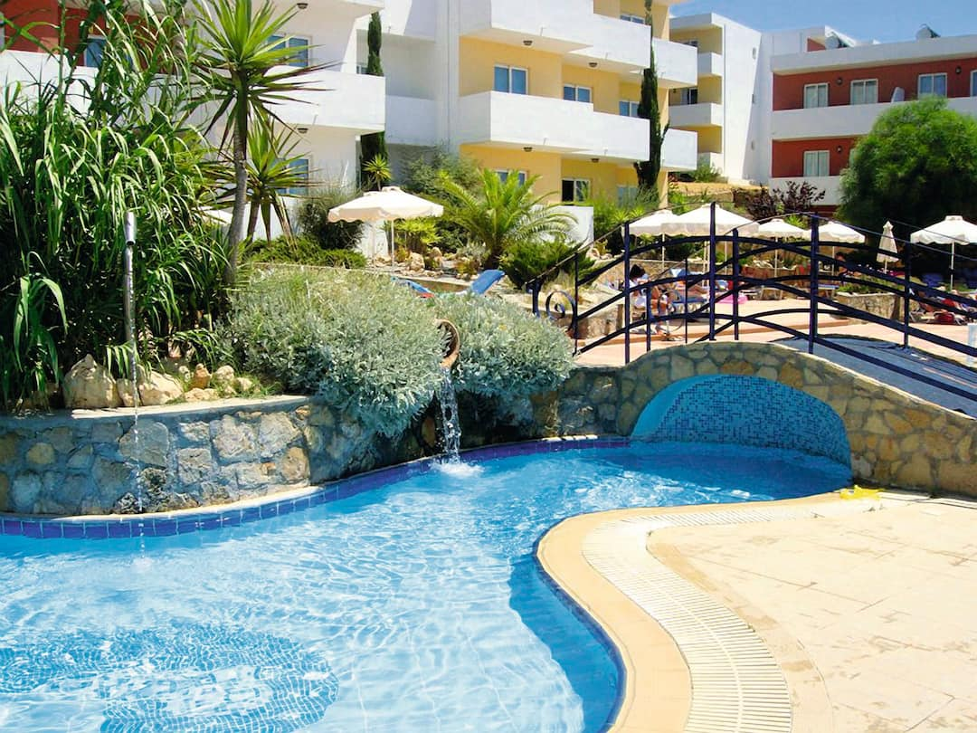 Holiday to Stella Hotel in PEFKOS (GREECE) for 3 nights (SC) departing from stansted on 08 May