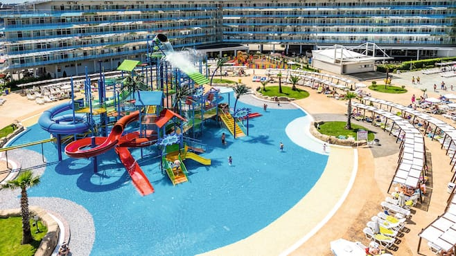 All Inclusive Hotels With Water Parks In Portugal