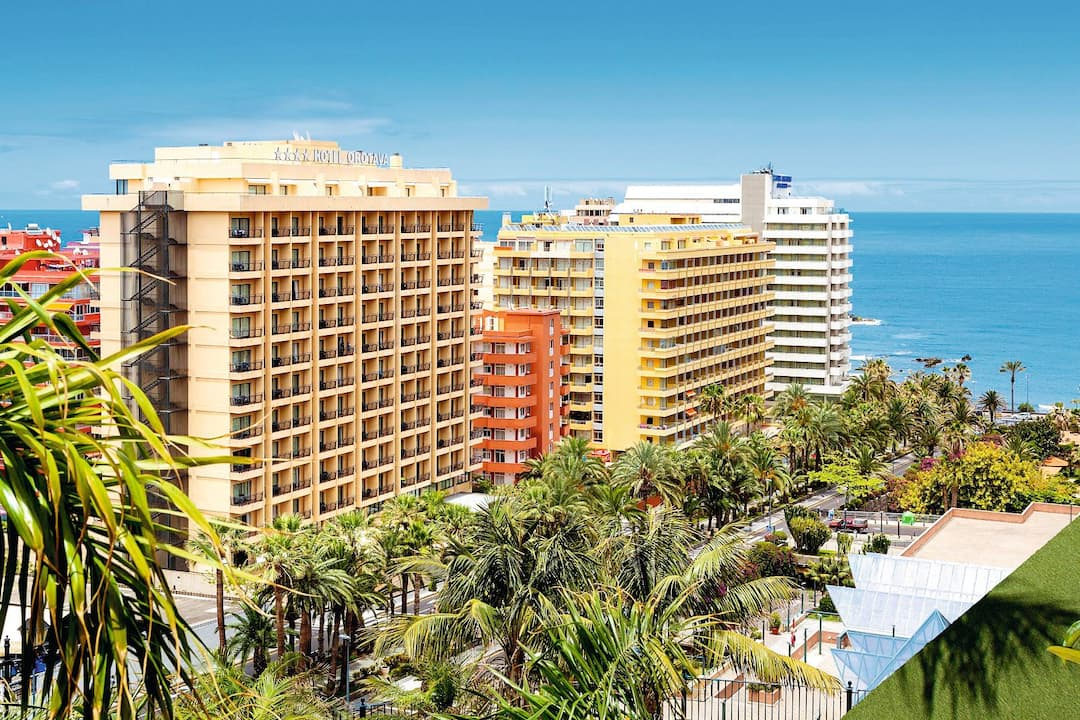 Holiday to Be Live Experience Orotava in PUERTO DE LA CRUZ (SPAIN) for 3 nights (HB) departing from gatwick on 20 May