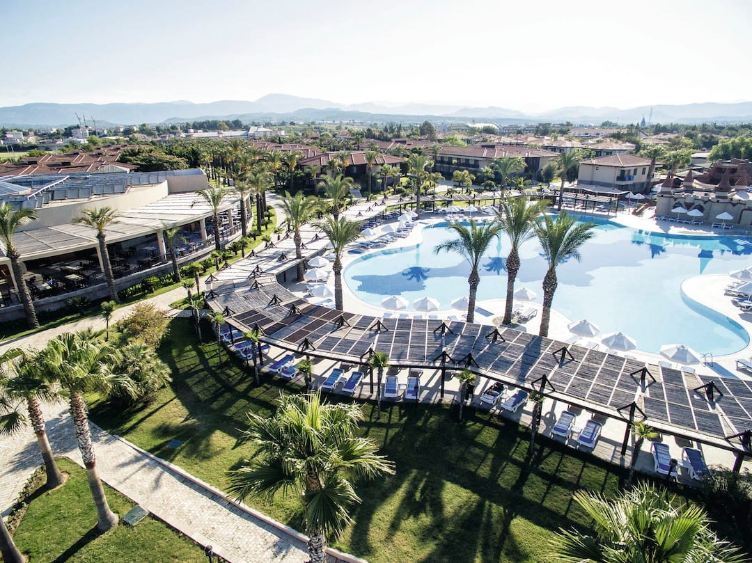 Holiday to Tui Blue Palm Garden in MANAVGAT (TURKEY) for 7 nights (AI) departing from STN on 03 May
