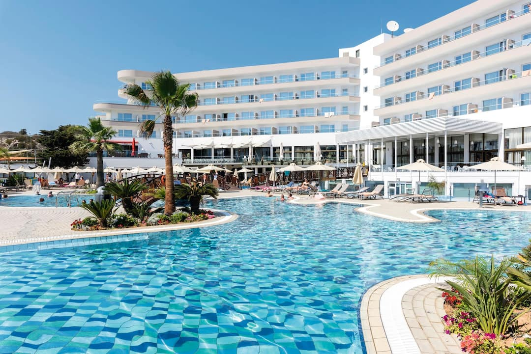 Holiday to Melissi Beach Hotel in AYIA NAPA (CYPRUS) for 3 nights (HB) departing from birmingham on 10 May