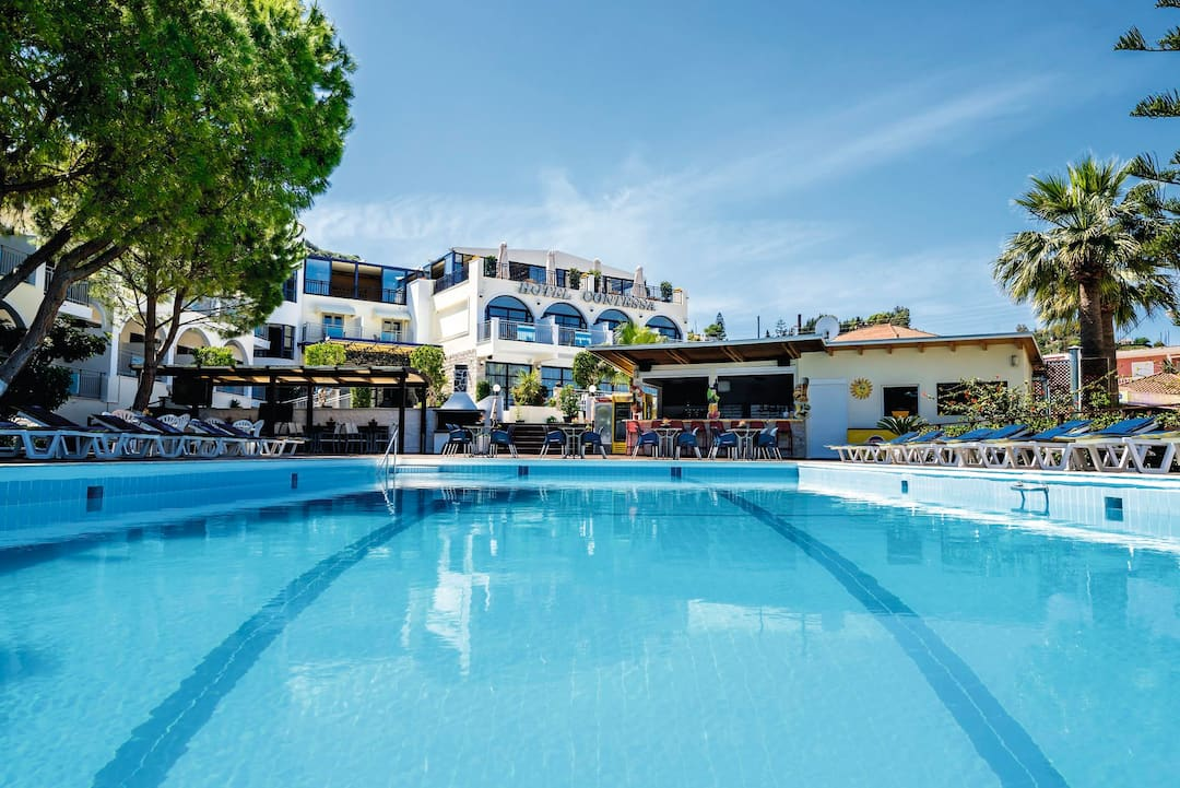 Holiday to Contessa in ARGASSI (GREECE) for 3 nights (HB) departing from cardiff on 09 May